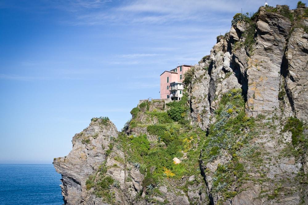 Vandiris Hotel, Manarola, Cinque Terre