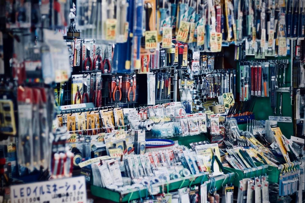 Akihabara Radio Center, one of the best things to do in Akihabara for otaku