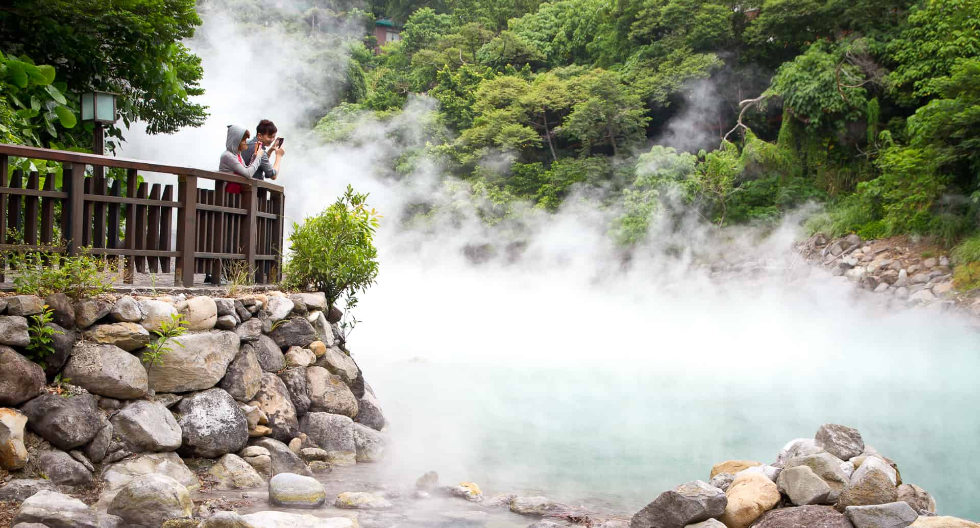 Beitou Hot Spring & Thermal Valley: A Detailed 2020 Guide