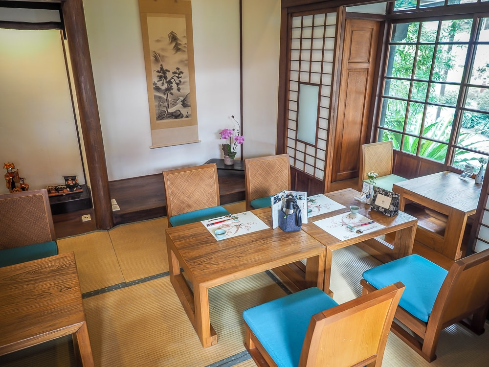 Beitou Museum restaurant, Taipei