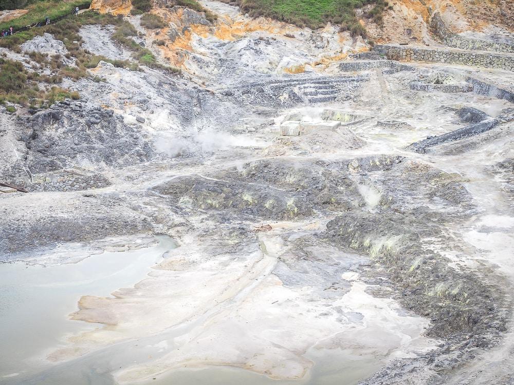 Sulfur Valley Recreation Area, Yangminshan National Park