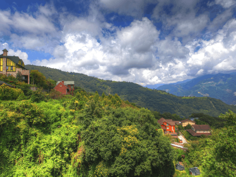 Cingjing Farm, one of the best places to visit in Taiwan