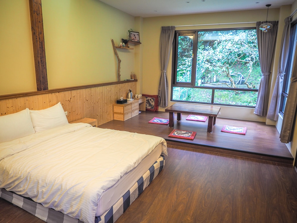 Heaven Bird B&B, Nanzhuang Taiwan