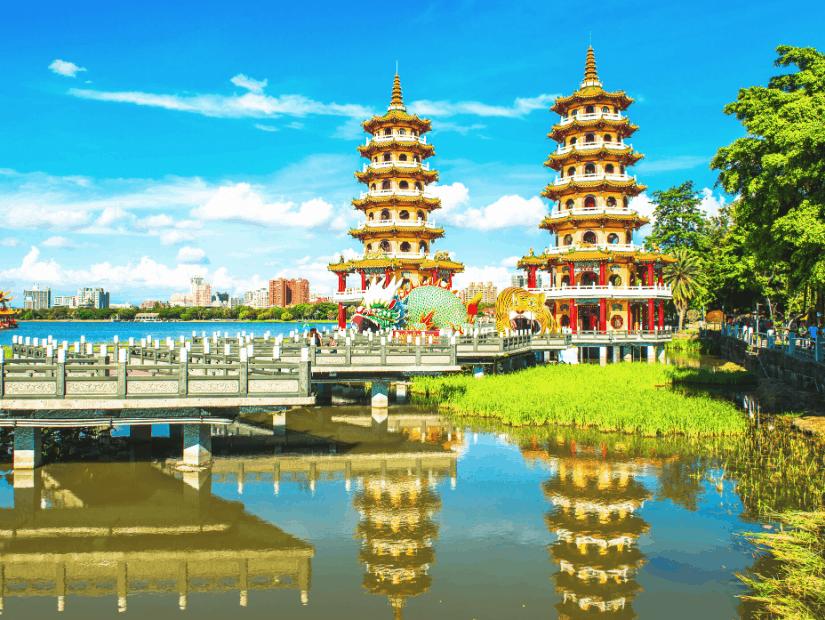 Lotus Pond, Kaohsiung