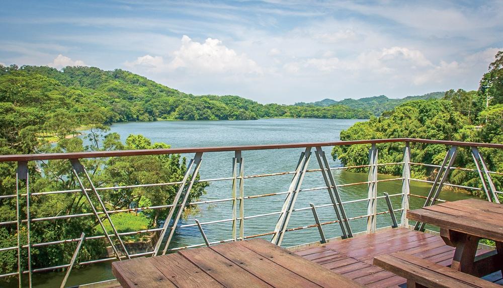 Mingde Reservoir (Minte Reservoir or Mingde Dam Scenic Area)
