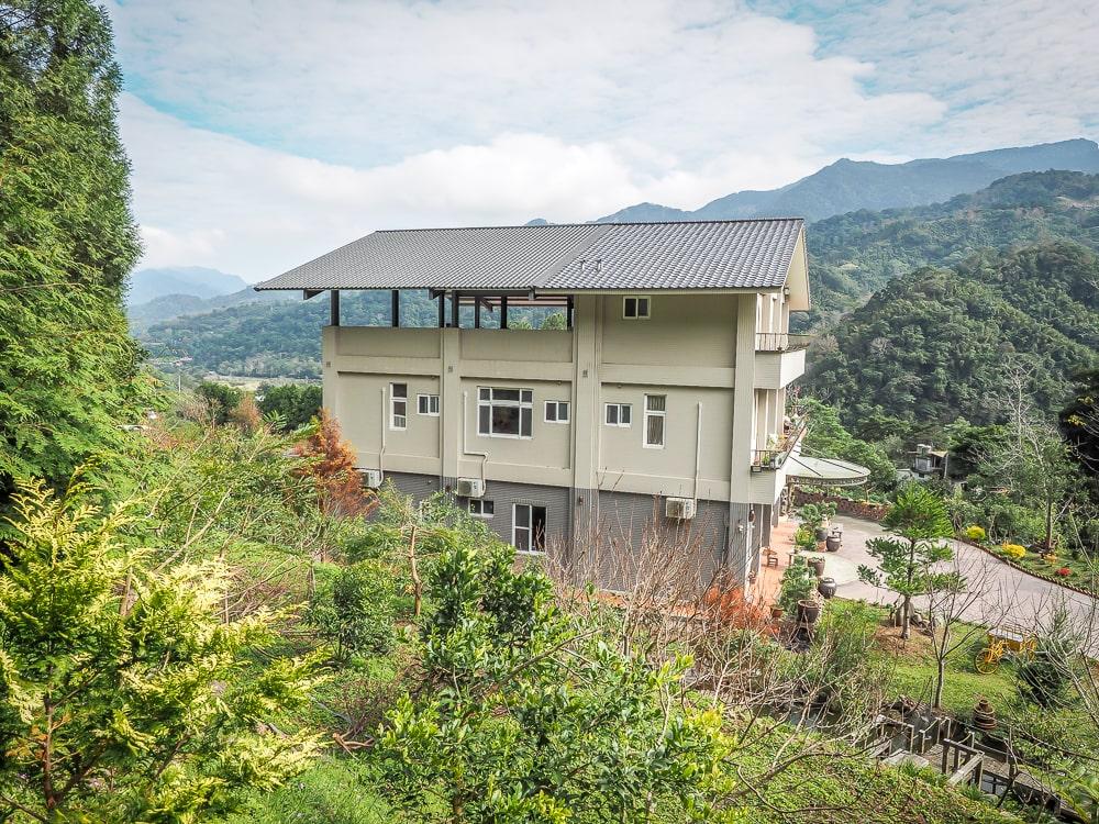 A guesthouse in Nanzhuang Miaoli