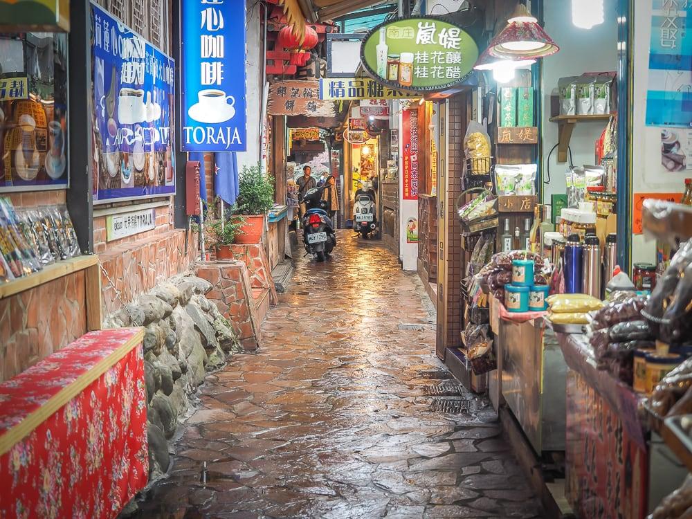 Sweet Osmanthus Lane, Nanzhuang, Miaoli