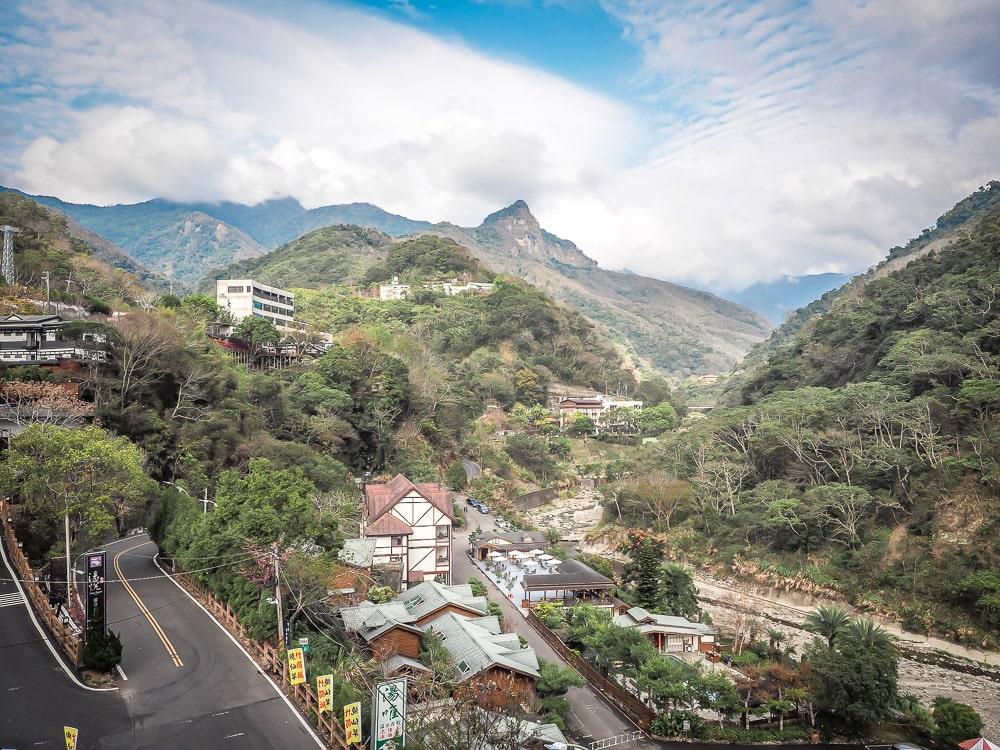 Tai An Hot Springs, Miaoli, Taiwan