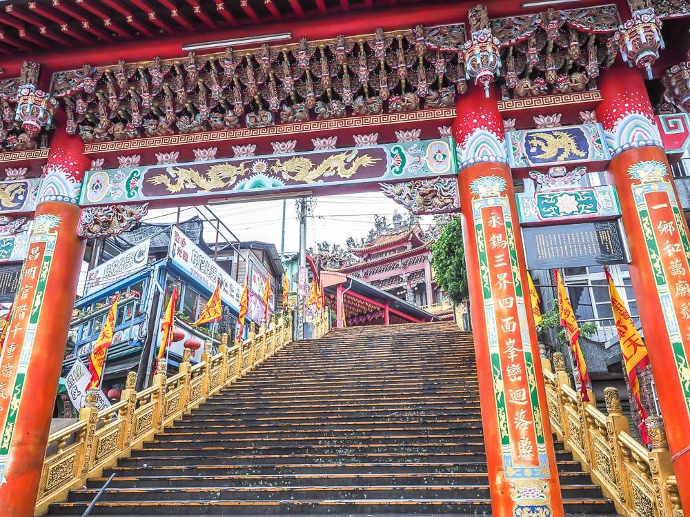 Yongchang Temple, Nanzhuang