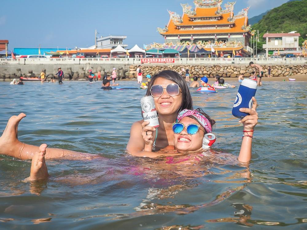 Fulong beach, Taiwan