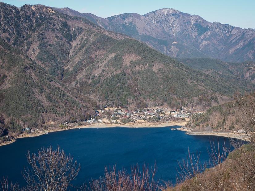 View from Sanko-Dai, Mount Fuji