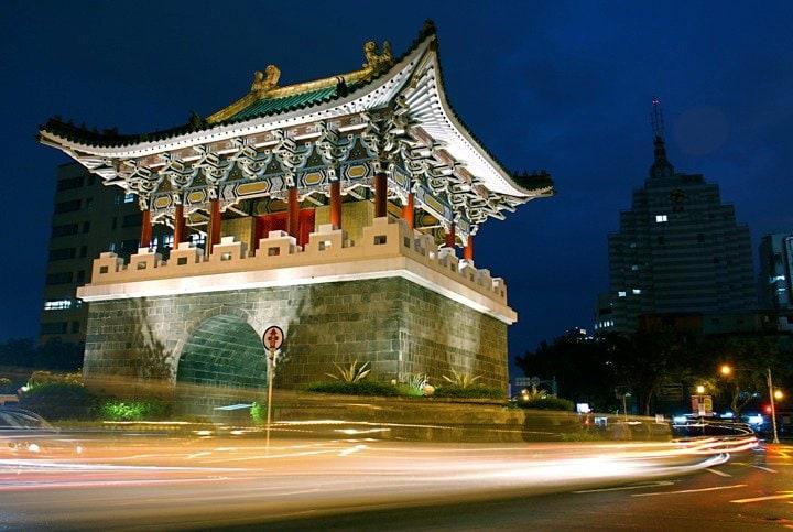 Xiaonanmen (Little South Gate), Taipei