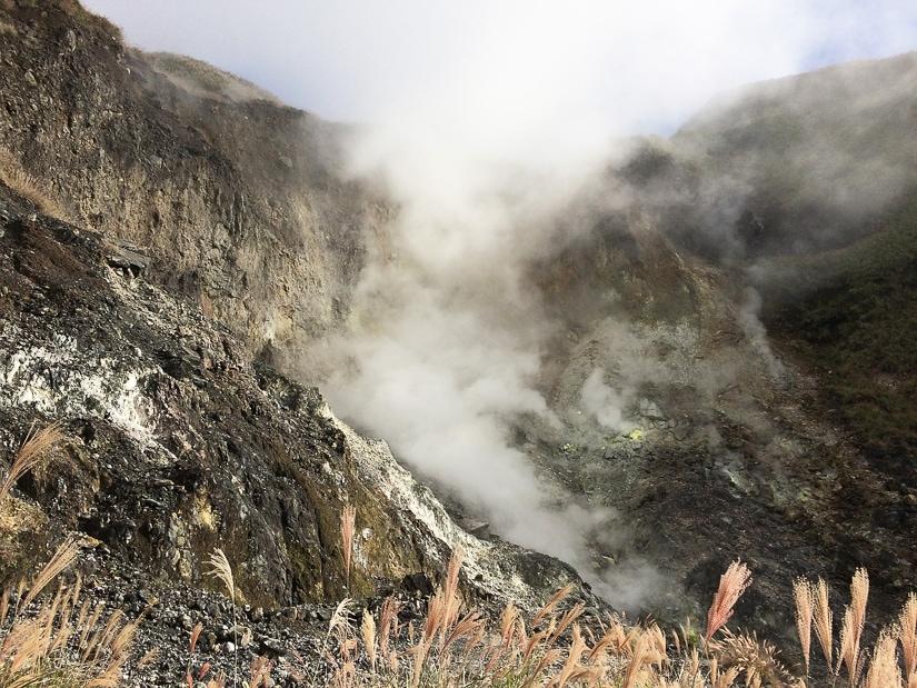 Yangmingshan fumaroles