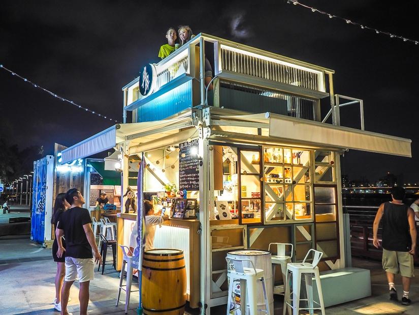 Dadaocheng Pier 5