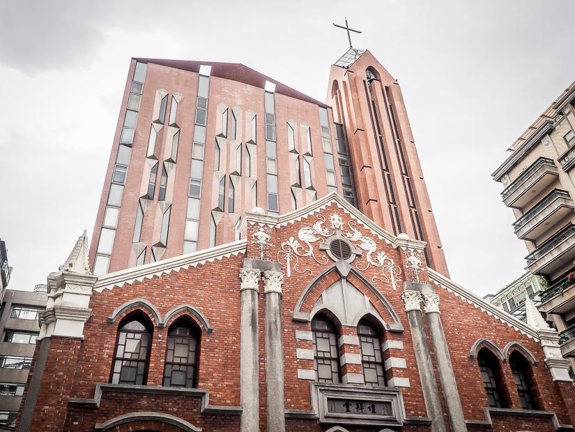 Dadaocheng Presbyterian Church (Ta Tao Cheng Presbyterian Church)