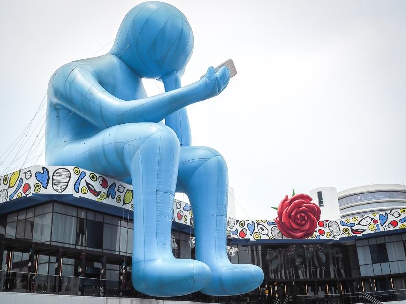 Dali Art Plaza, Taichung