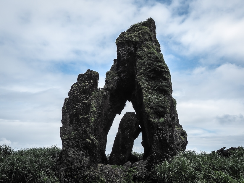 Jade Girl Rock, Lanyu
