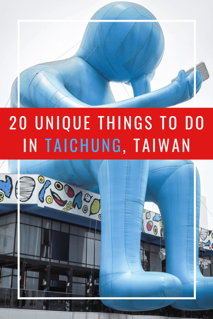 Looking for things to do in Taichung, Taiwan? Here's a complete Taichung guide, with top Taichung attractions, Taichung tours, where to eat in Taichung, and where to stay in Taichung #taichung #taiwan #thingstodointaichung