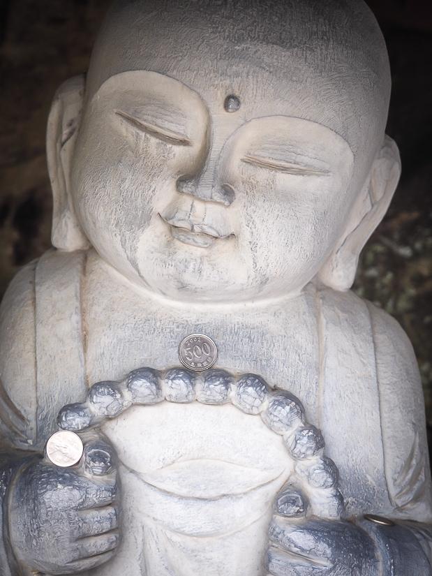 Buddha for Academic Achievement at Haedong Yonggungsa