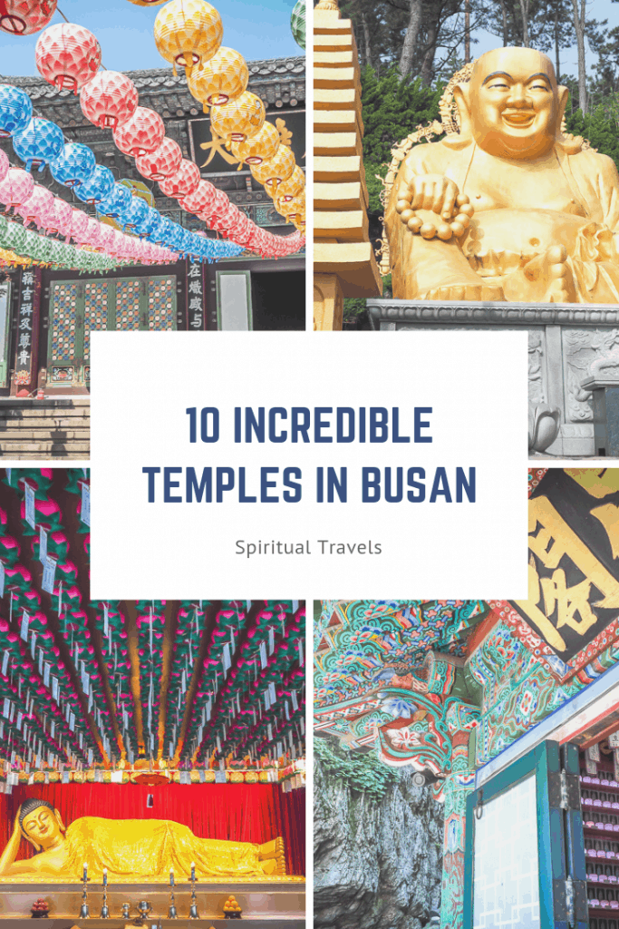 Look for a Busan temple guide? Here's the top-10 best temples in Busan! things to do in busan | what to do in Busan | Busan attractions | Korean temples | temples in Korea | Buddhist temples | asian temples | temples in Asia | Buddhism | things to do in South Korean | things to do in Korea | things to see in Korea
