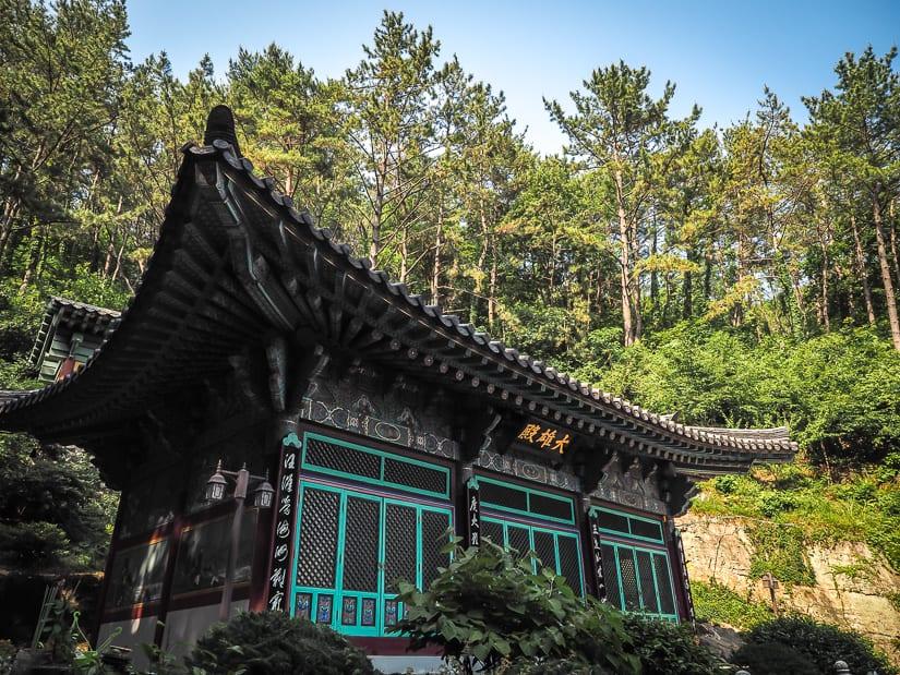 Cheonansa Temple, Busan
