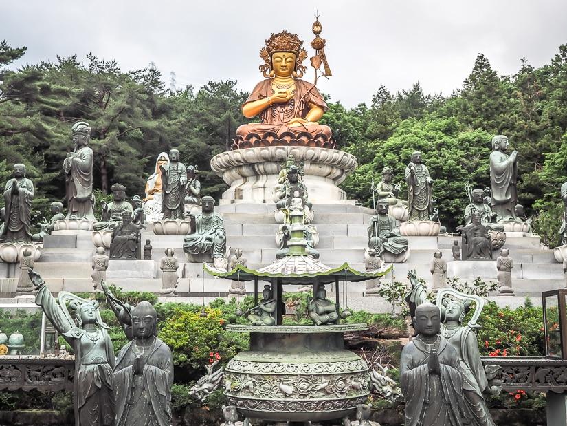 Cheongnyeonam Hermitage