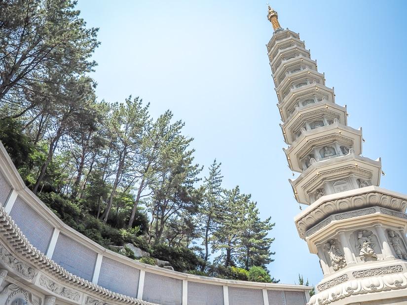 Daebo Tower, Samgwangsa