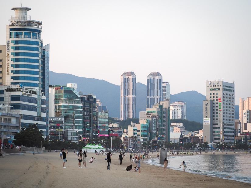 Gwangalli Beach, Busan