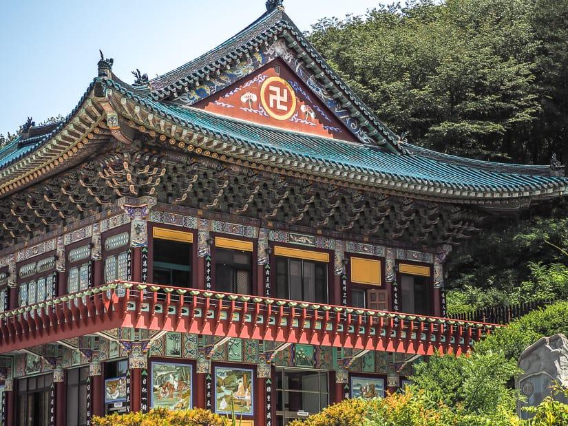 Jijang-jeon Shrine Hall, Samgwangsa