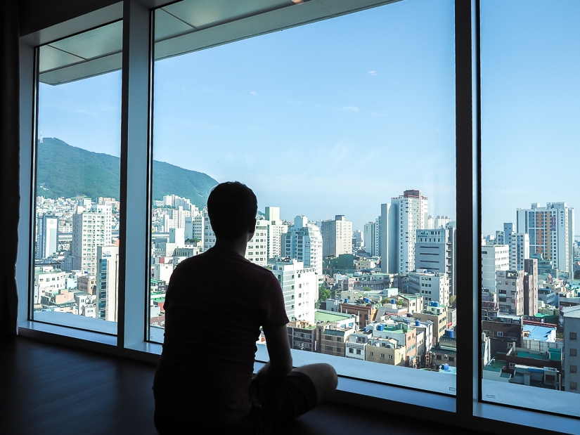 Choosing a great hotel to stay in Busan is important when planning your Busan itinerary