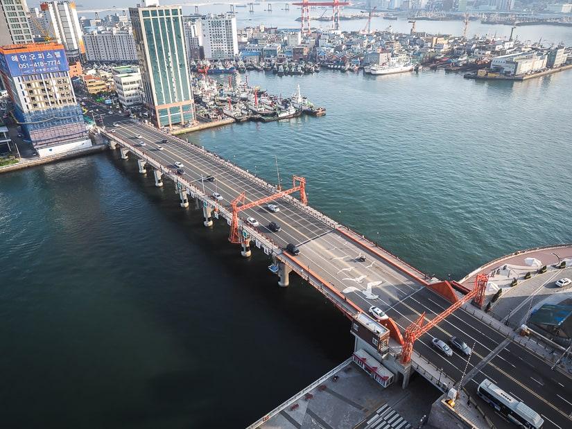 Yeongdo Bridge, Busan, South Korea