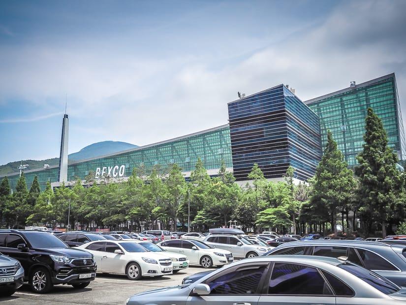 BEXCO Busan