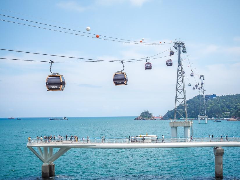 Songdo Cable Car, Busan