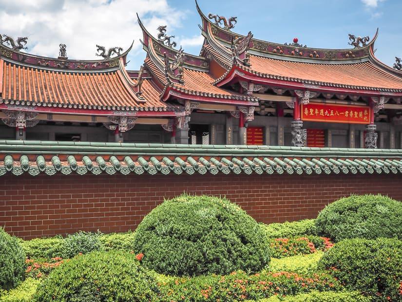 Hsingtian Kong (Xingtian Temple), Taipei