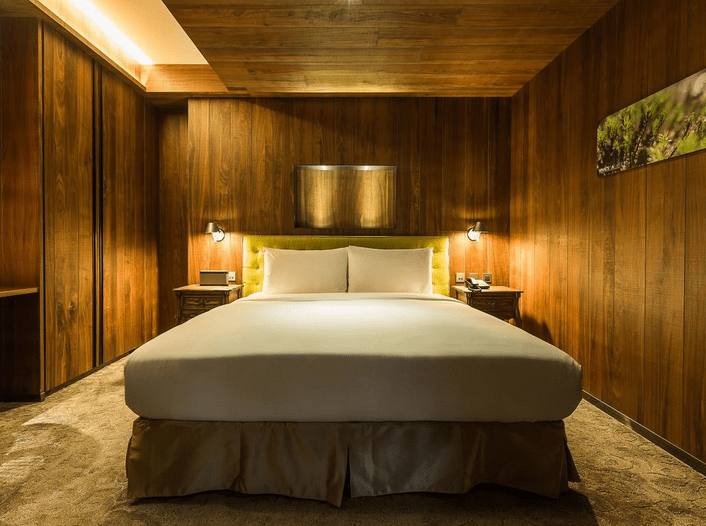 Inhouse Residence, a very stylish hotel in Taipei