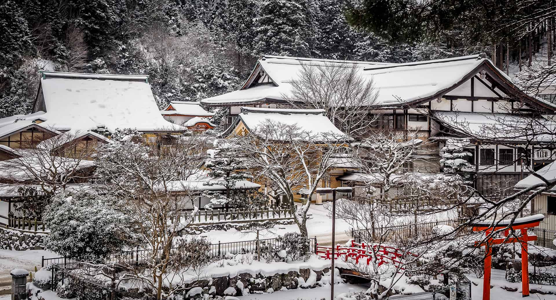 Things to do in Japan in winter