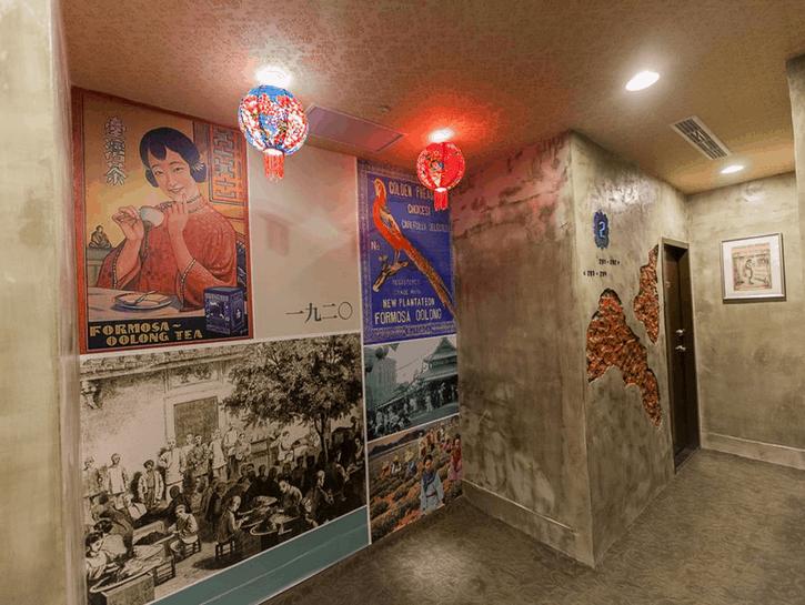 Jianshan Hotel, one of the best budget hotetls in Taipei