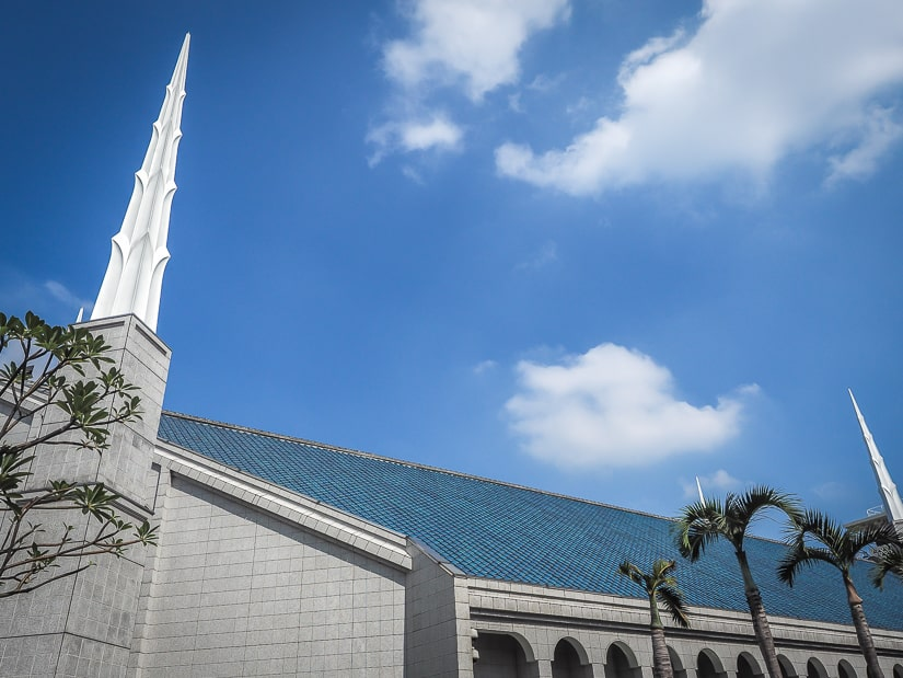 The LDS Taipei Taiwan Temple
