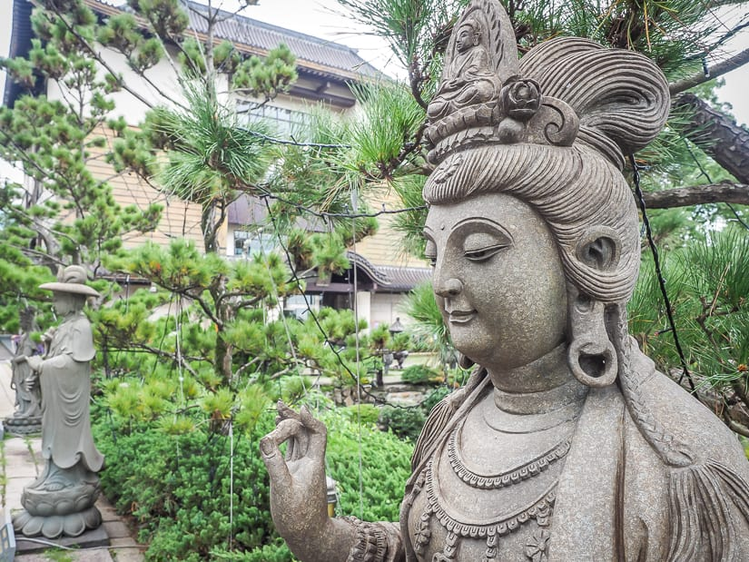 Yuan Dao Guanyin Temple, Danshui, Taiwan