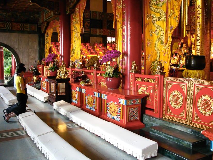 Zhinan (Chih Nan) Temple, Maokong, Taipei