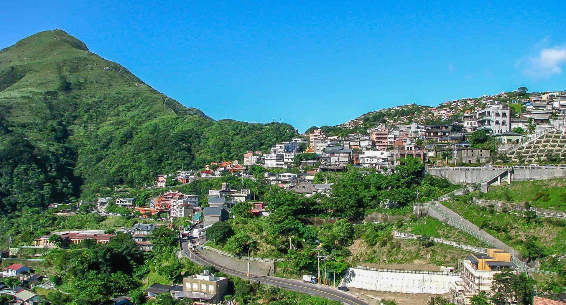 How to get to Jiufen, Jinguashi, Shifen watefall from Taipei