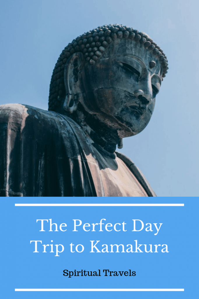 How to plan the perfect day trip to Kamakura, Japan, written by a expert who lives there | kamakura japan | kamakura guide | kamakura day trip from tokyo | day trip from tokyo to kamakura | best tokyo day trips | day trips from Tokyo | spiritual sights in Japan | japanese buddhism | buddhism in japan | japanese temples | zen buddhism | how to get to kamakura | things to do in kamakura | kamakura attractions | places to visit in kamakura | kamakura temples