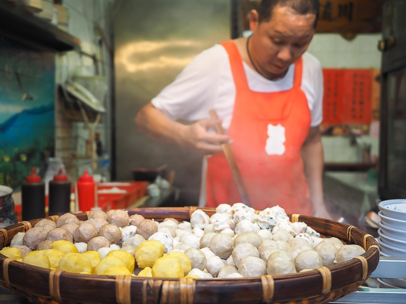 Where to eat in Jiufen