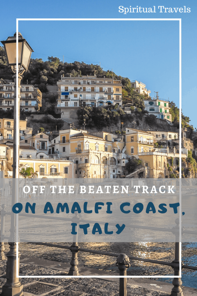 Heading to Amalfi Coast, Italy? Considering visiting Cetara, one of the best Amalfi Coast villages for getting off the beaten track | southern italy | things to do in Amalfi Coast | places to visit amalfi coast | off the beaten track italy | what to see in amalfi coast | places to visit amalfi coast | where to stay on amalfi coast | amalfi coast itinerary