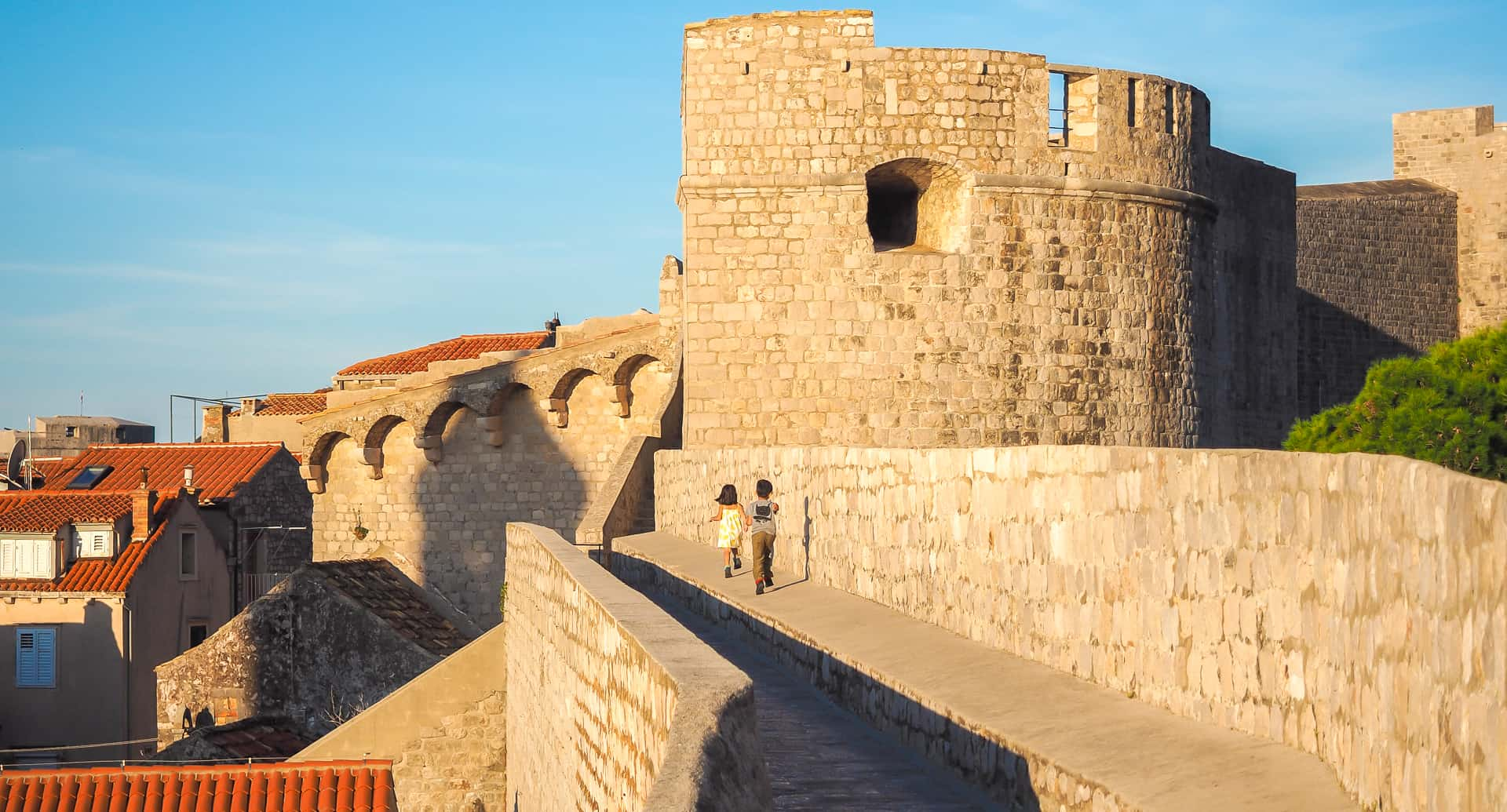 A guide to visiting Dubrovnik, Croatia with kids