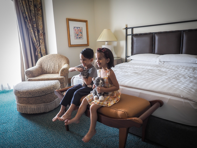 A great hotel for children in Oman