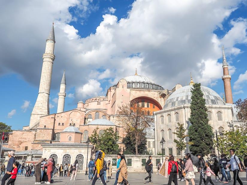 Hagia Sophia (Aya Sofya) Istanbul
