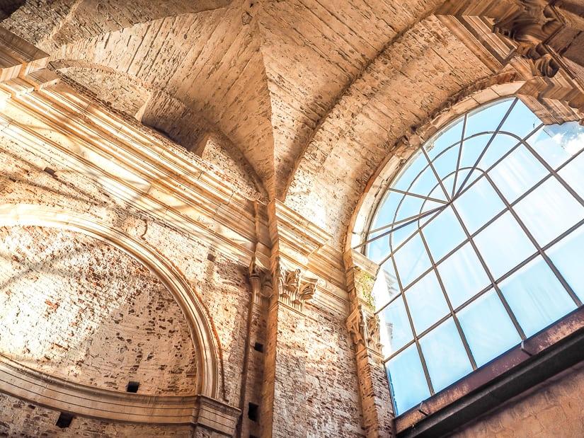 Interior of St. Nikola Church, Perast
