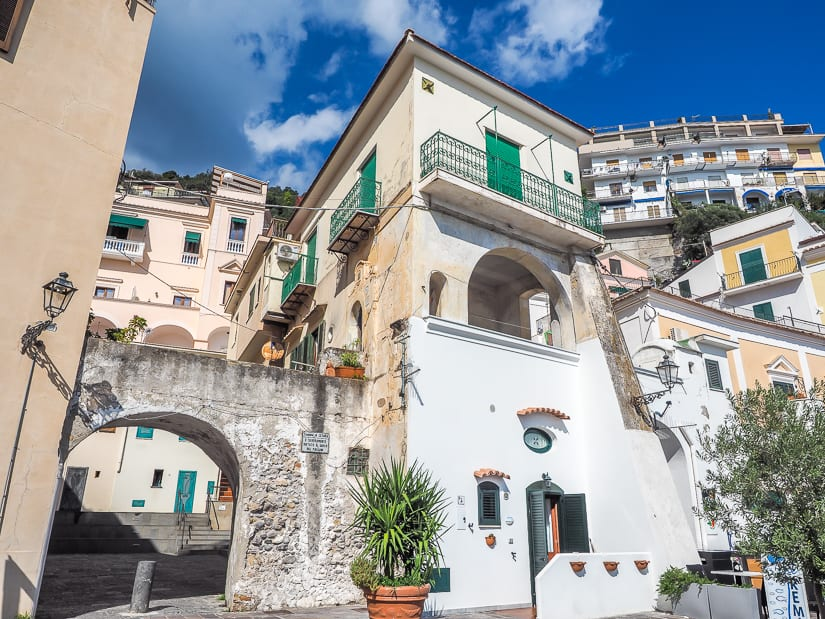 In our opinion, the best hotel in Cetara Italy