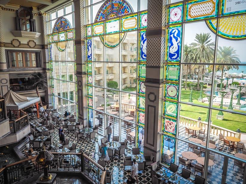 Mokha Cafe, Grand Hyatt Muscat